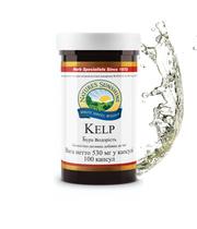 Бурая водоросль - Келп (Kelp) 100 капс.