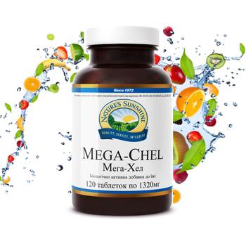 Мега - Хел (Mega - Chel) 120 табл.
