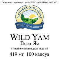 Дикий Ямс (Wild Yam) 100 капс.