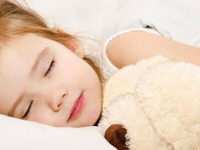 Детский сон и Омега 3