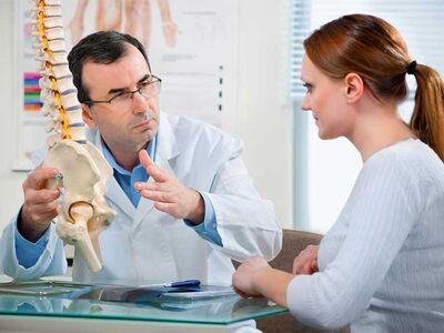 Синдром болей в позвоночнике