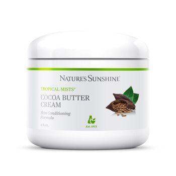Крем с маслом какао питательный для лица и тела